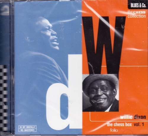 Willie Dixon - The Chess Box Vol 1 - Zortam Music