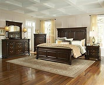 Pulaski Furniture Ellisboro 6/0 Rails (Deep Cherry)