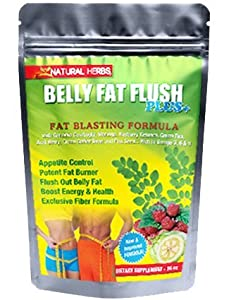 Amazon.com: Belly FAT Flush Shake with Garcinia,raspberry ...