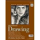 Strathmore (400-6 400 Series Drawing, Medium Surface, 12