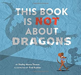 Book Cover: This Book Is Not About Dragons