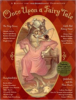 Once upon a Fairy Tale: Four Favorite Stories: Starbright ... Fairy Tale Book Once Upon A Time