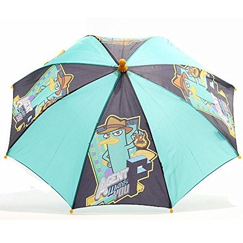 Phineas and Ferb Umbrella - Kids Umbrella