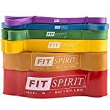 fit spirit exercise resistance bands