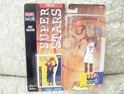 2000 Mattel NBA Super Stars Team USA - Vince Carter