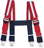 Arsenal 5093 Quick Adjust Suspenders-Reflective