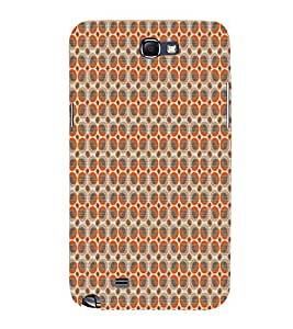 Peacock Feather Design 3D Hard Polycarbonate Designer Back Case Cover for Samsung Galaxy Note 2 :: Samsung Galaxy Note 2 N7100