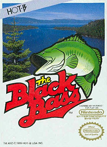 The Black Bass front-268424