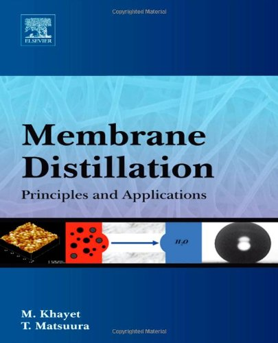 Membrane Distillation: Principles and Applications