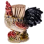 Rooster Toothpick Holder