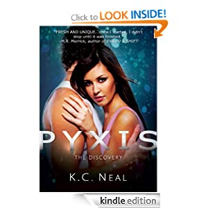 Pyxis (The Discovery (Pyxis Series))