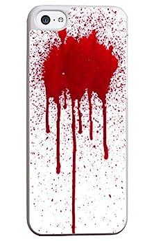 buy Protective Iphone 5C Case Blood Art