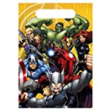 Avengers Assemble NEW Birthday Party Favor Loot Bags (8 per pkg)
