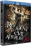 Image de Resident Evil : Afterlife 3D [Blu-ray 3D - Édition boîtier SteelBook]