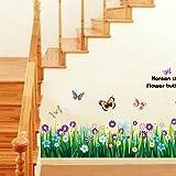 Acquista Rimovibile Adesivo Da Parete con Citazione Arte murale Home Room d š Š cor, vinile, Multi-coloured, 90 cm L X 60 cm W