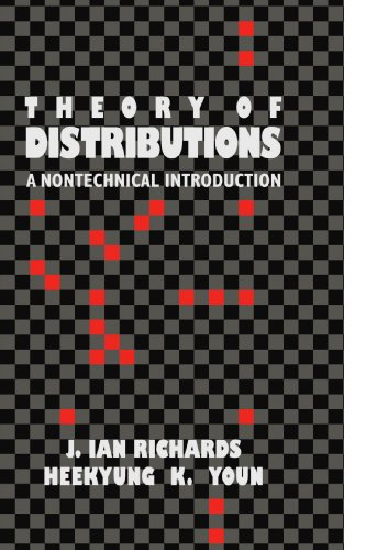 The theory of distributions: A nontechnical introduction