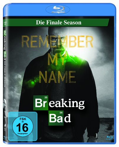 Breaking Bad - Die finale Season (2 Discs) [Blu-ray]
