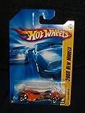 Hot Wheels 2008 040 New Models # 40 Twin Mill Iii Orange By Hot Wheels