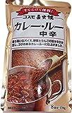 コスモ直火焼 カレールー 中辛 170g