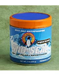 Sno-Seal Original Beeswax