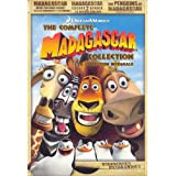 Madagascar: The Complete Collection (Madagascar / Madagascar: Escape 2 Africa / The Penguins of Madagascar) (Bilingual)