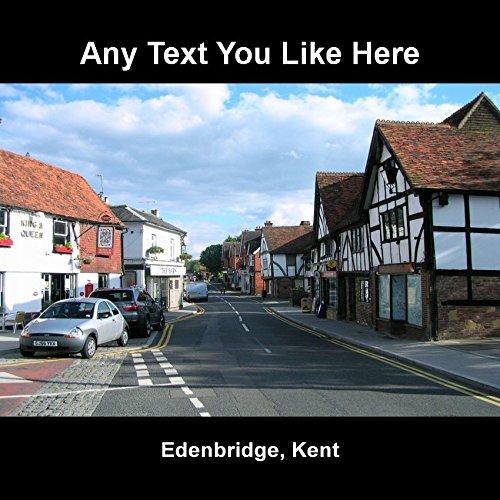 "Edenbridge, Kent "", personalizzabile"