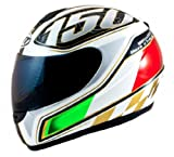 MT THUNDER ITALY ITALIA MOTORCYCLE MOTORBIKE FULL FACE CRASH HELMET