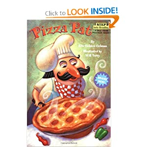 Pizza Pat (Step-Into-Reading, Step 2) by Rita Golden Gelman