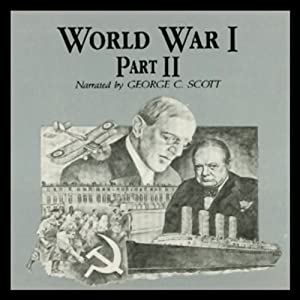 World War I, Part 2 Audiobook
