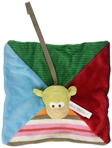 Happy Horse Fancy Baby Blanket Pal, Monkey Mo