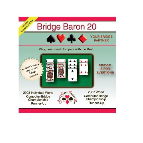 Great Games Bridge Baron 20
