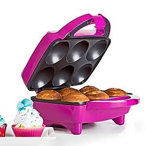 Holstein Housewares HF-09013M Fun Cupcake Maker