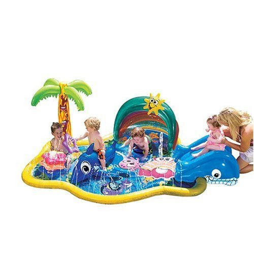 Six Flags My First Splish Splash Pool by Six Flags günstig kaufen