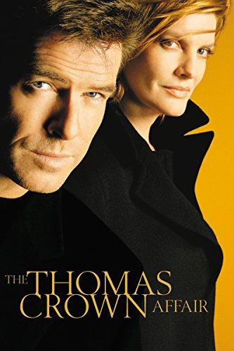Amazon.com: The Thomas Crown Affair: Pierce Brosnan, Rene