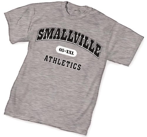 Superman SMALLVILLE ATHLETICS T-shirt Tee