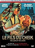 Le fils du cheik  (Film muet, Cartons Français)