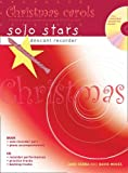 img - for Recorder Magic: Descant Recorder: Christmas Carols (Book + CD): 10 Favourite Carols Arranged with Piano Accompaniments and Play Along CD book / textbook / text book
