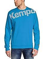 Kempa Sudadera Core (Azul Claro)