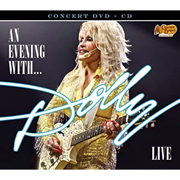 An Evening With Dolly DVD/CD Set