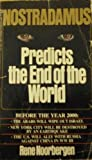 img - for Nostradamus Predicts the End of the World book / textbook / text book