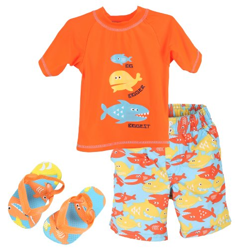 Uv Swimwear Kids front-992748