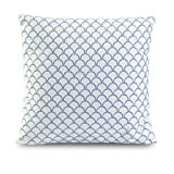 Imax 97189 Suryan Embroidered Accent Pillow