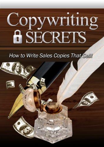 Copywriting Secrets - How To Write Sales Copies That Sell! >>> PLus Bonuses <<<