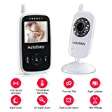 Hello-Baby-Best-Video-Baby-Monitor-Wireless-with-Night-Vision-24-inch-Digital-Screen-Smart-Camera-with-Temperature-Monitors-HB24
