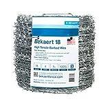 Bekaert 118230/177495 18 Gauge 4-Point Class 3 Barbed Wire