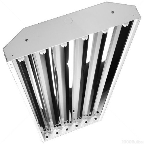 Fluorescent High Bay - 6 Lamp - F54T5/HO - 120/277