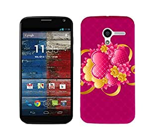 WOW Printed Designer Mobile Case Back Cover For Motorola Moto X (1st Gen)