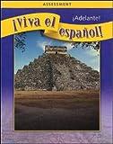 img - for !Viva el Espanol!: !Adelante! (Spanish Edition) book / textbook / text book