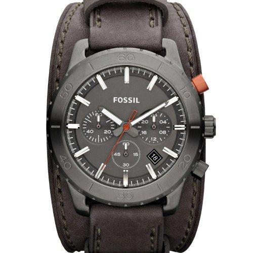 6d5bcbd0cd7f reloj fossil hombre cuero