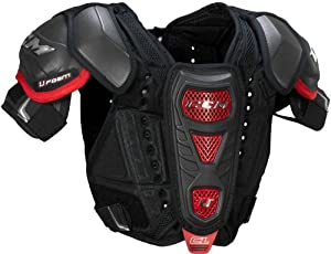 CCM U+ Crazy Light Senior Hockey Shoulder Pads by CCM